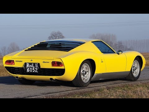 10 Greatest Supercars Of The 1970s