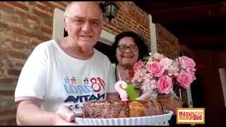 A REPORTAGEM DO MANO VÉIO DE HOJE É UMA HOMENAGEM A MANA BABY -  DESTAQUE NA COMUNICAÇÃO BRASILEIRA!