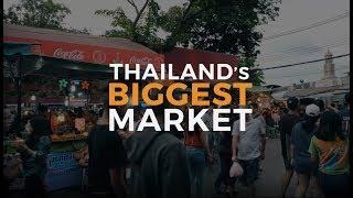 Chatuchak - Thailand's Biggest Market screenshot 5