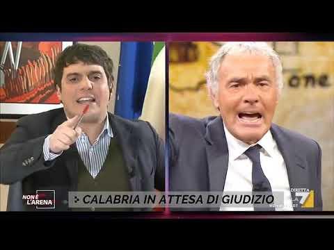 Massimo Giletti Furioso Contro Marco Polimeni Mi Sono