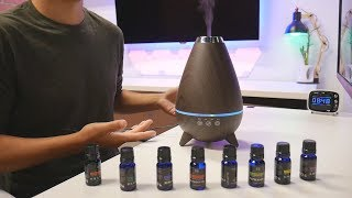 Gambar cover No more candles for me! - Hello Aroma Essential Oil Diffuser