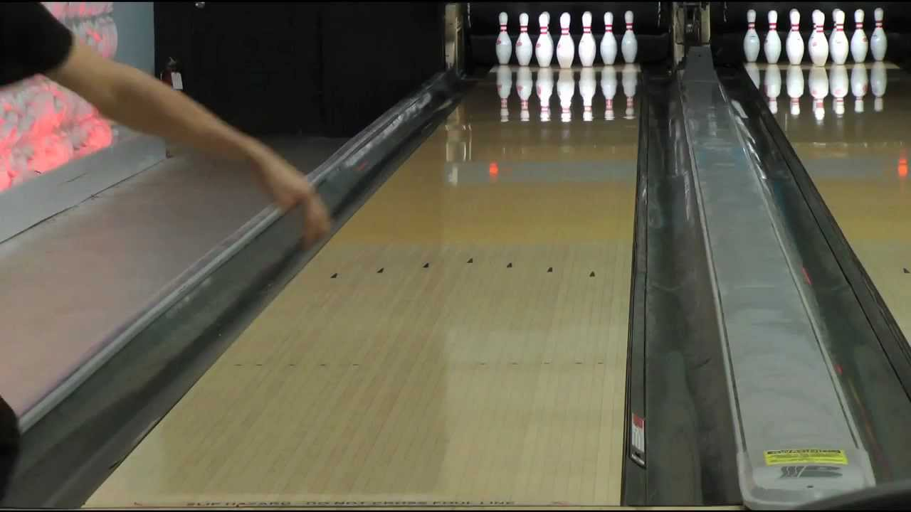 bowlingball com pyramid bowling gathering chosen path ball reaction bowling tip hook ball bowlingball com pyramid [ 1280 x 720 Pixel ]