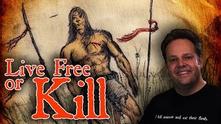 Live Free Or Kill By Yankee Militia OFFICIAL LYRIC VIDEO