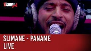 Slimane - Paname - Live - C'Cauet sur NRJ