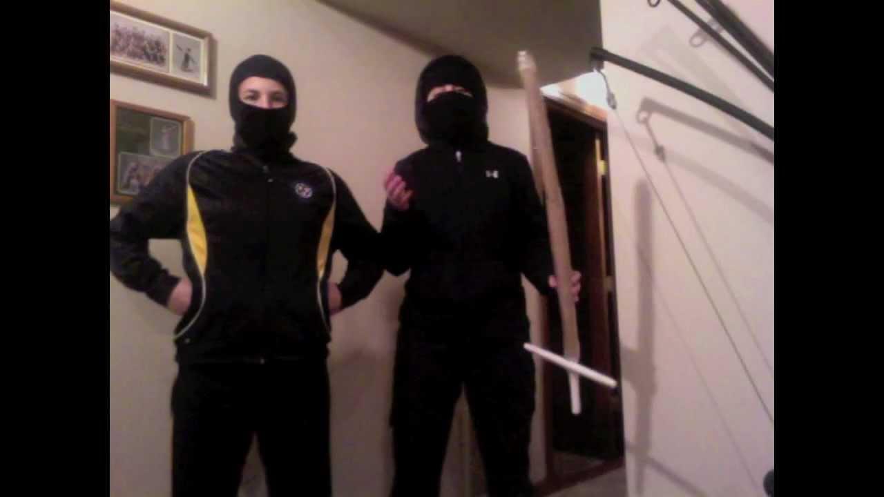 ninja training real ninja moves youtube