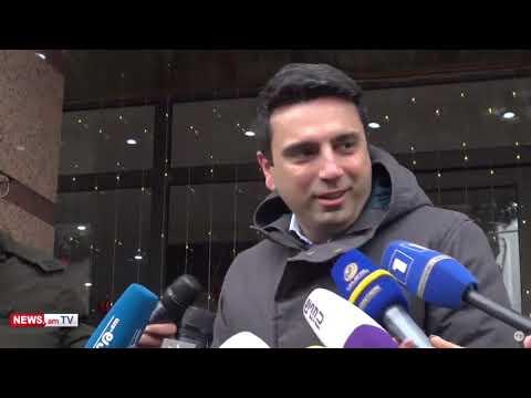 Տեսանյութ. Ալեն Սիմոնյանը՝ պետական հեղաշրջման լուրերի, Վանեցյանի հակաքարզչության մասին
