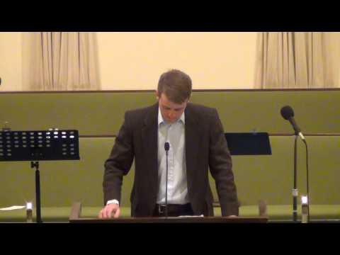 Guest Speaker - Luke Anderson