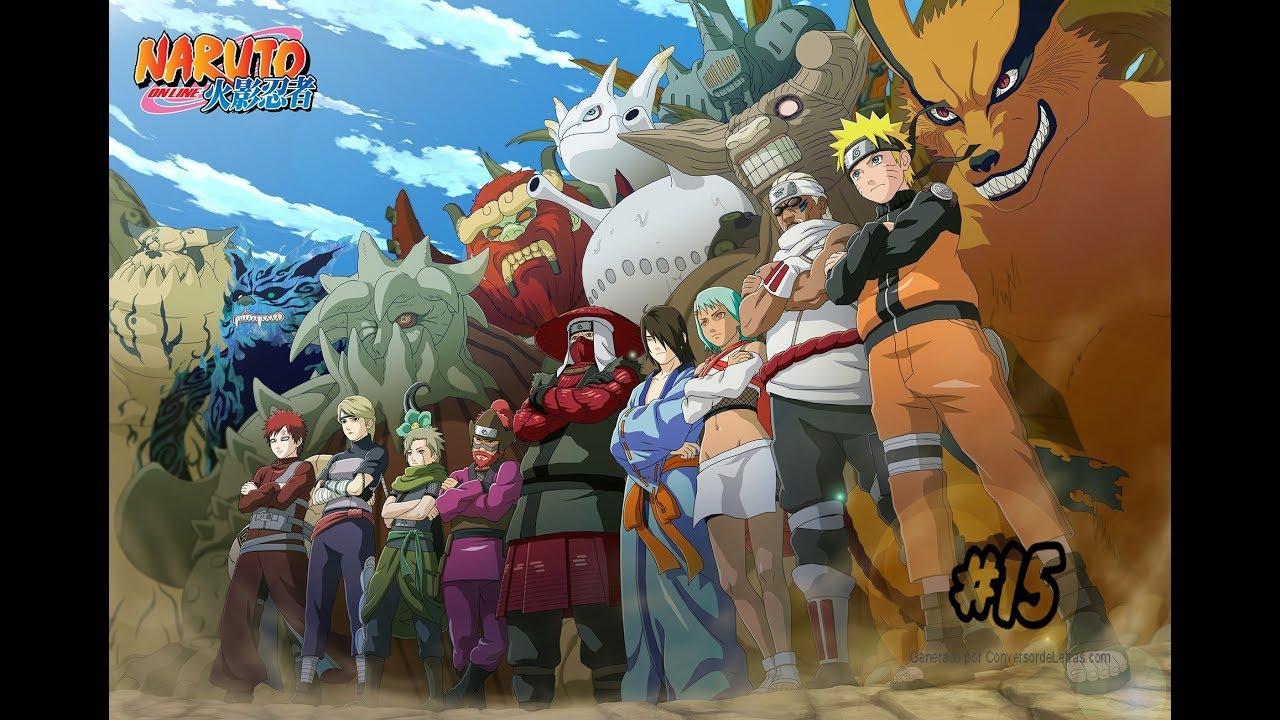 Banos Online.Naruto Online Cap 15 No Espies En Los Banos Viejo Jiraya
