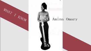 WHAT I KNOW by Amina omary