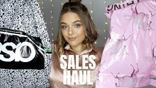 HUGE ASOS & PLT TRY ON HAUL! | CLOTHING & SHOES