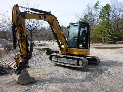 Video 03 - How to Adjust Track Tension on a Mini Excavator - Trojan