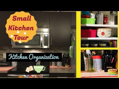 Indian Small Kitchen Organization II Small Kitchen tour II NRI Kitchen II Happy Home Happy Life