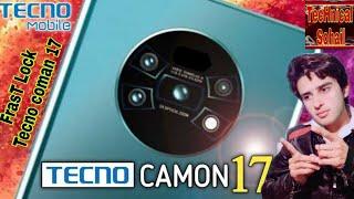 Tecno Camon 17