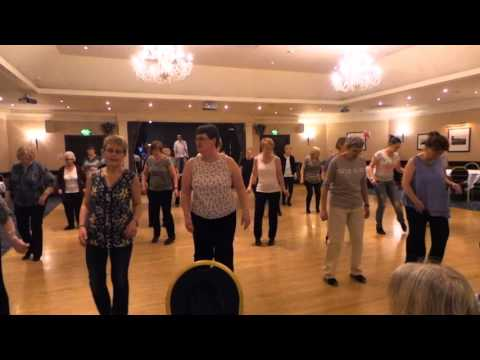 MGNO (my girl night out) line dance