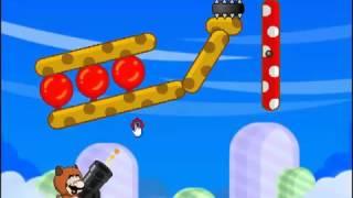 Как играть в Сбей Шар с Марио