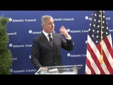 A Conversation with H.E. Milo Djukanovic, Prime Minister of Montenegro