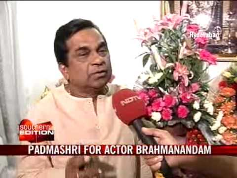 Padma Shri for actor Brahmanandam