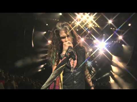 Aerosmith: Walk This Way    DTE Energy Music Theatre 2014