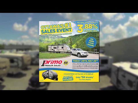 PRIMO - OTTAWA's BIGGEST SALES EVENT