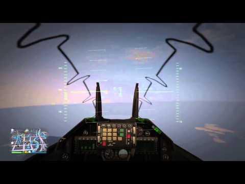 GTA5: Project zeta-fighter jet squadron