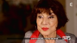 Judith Magre: Interview pour