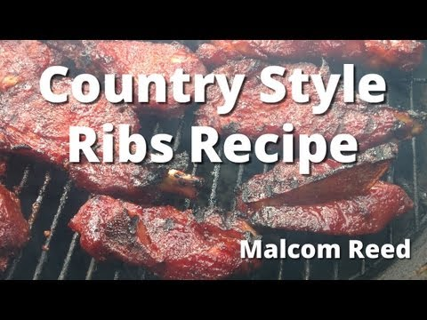 Recipe for boneless pork rib meat