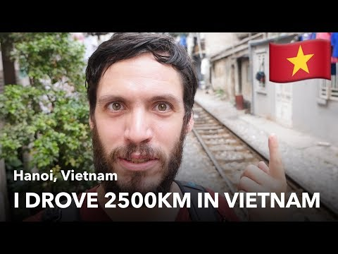 2500 km from Ho Chi Minh City to Hanoi by motorbike: My top 5 tips | Vietnam travel vlog