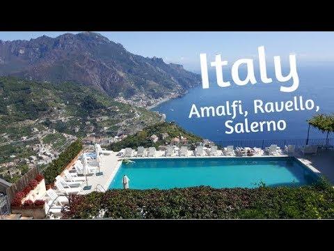 Best of Amalfi coast. What to see and do? Italy travel.  (Amalfi, Ravello, Salerno)
