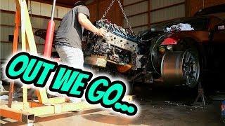 LS SWAP 350Z UNSIEZED!!!