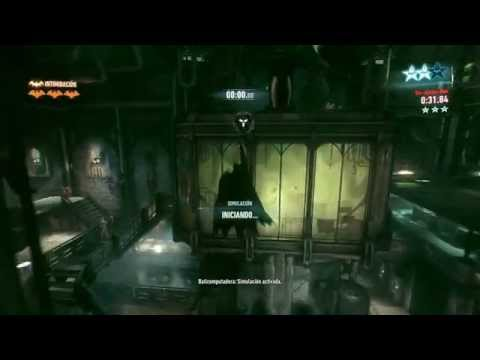 Batman Arkham knight: Reaccion Química AR CHALLENGE, 3stars