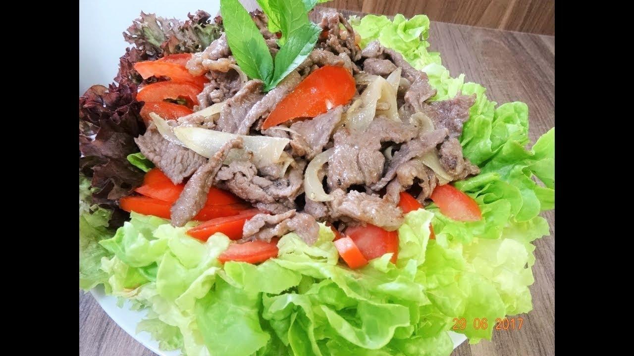 THỊT BÒ XÀO MỀM – Bí quyết xào thịt Bò và Bắp Bò Gân (Beef Shank) không bị dai by Vành Khuyên