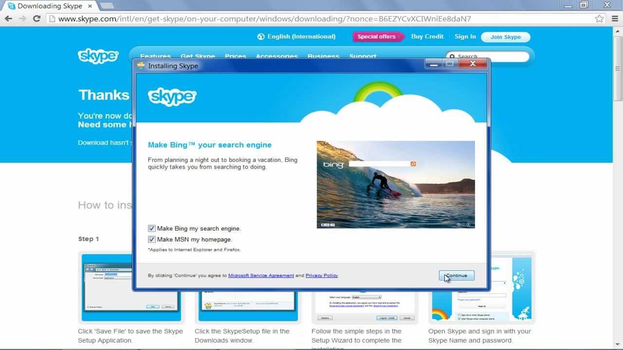 Skype Là Gì? Cách cài đặt Skype Trên computer