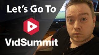 How VidSummit Saved My Business #GoingToVidSummit - Utah SEO Ninja