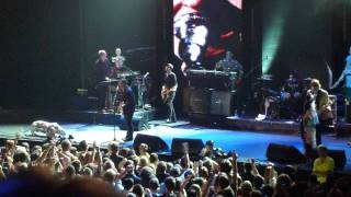 Closing song for Manic Street Preachers 3rd July iTunes Festival, C...