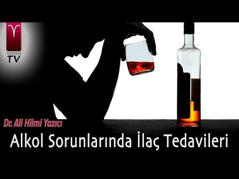Alkol Sorunlarında İlaç Tedavileri - Dr. Ali Hilmi Yazıcı