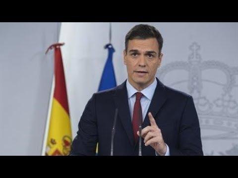 """""""España ha alcanzado un acuerdo sobre Gibraltar"""" Pedro Sánchez"""