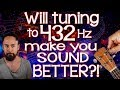 Download Will Tuning To 432Hz Make Your Music Better? MP3 song and Music Video
