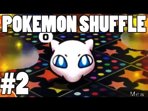 Pokemon shuffle 2 mega evolutions and mew event youtube - Evolution mew ...