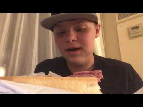 Food Reviews Episode 26 Whitehouse Subs In Atlantic City NJ