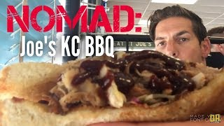 Joe's Kansas City BBQ, Anthony Bourdain's Places You Need to Eat Before You Die // NOMAD