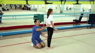 Спортпланерка по акробатике.