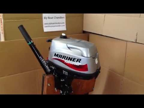 Mariner 6hp outboard review