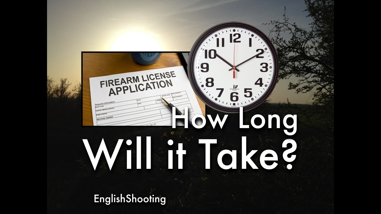 How Long will it take to Get My License? - YouTube