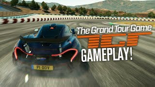 The Grand Tour Game EARLY GAMEPLAY!...