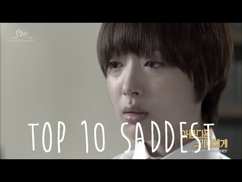 SADDEST K-POP SONG OF ALL TIME