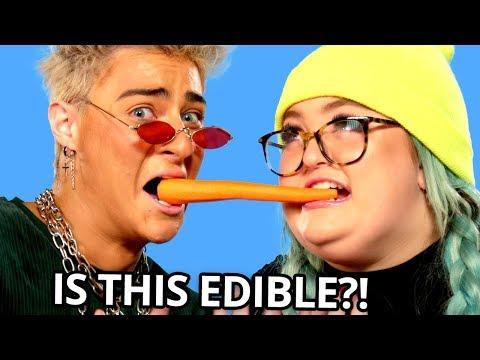 Lauren Godwin & Sebastian Bails Play Mouth to Mouth | VS