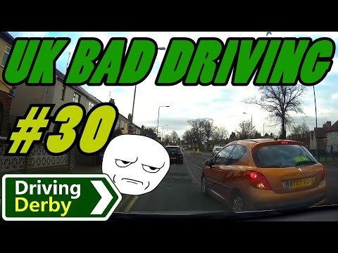UK Bad Driving (Derby) #30