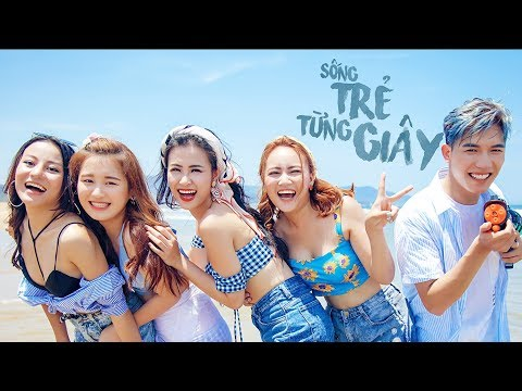 [Official Music Video] SONG TRE TUNG GIAY - DONG NHI ft TEAM THE VOICE