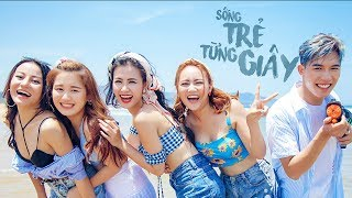 [Official Music Video] SỐNG TRẺ TỪNG GIÂY - ĐÔNG NHI ft TEAM THE VOICE