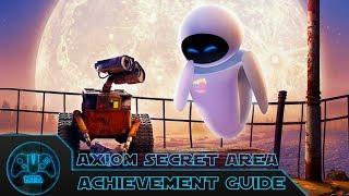 Wall-E Axiom Secret Area Achievement video guide (xbox360)